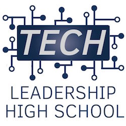 Tech Leadership High School Logo