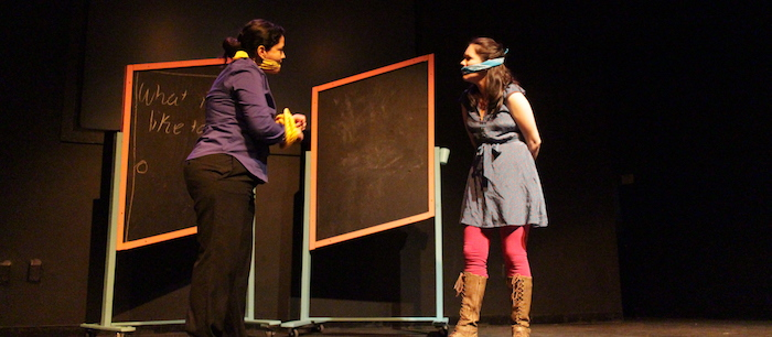 Future Focused Education - Speak out Through Theater