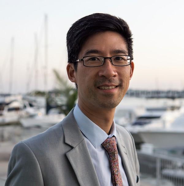 Robert Fung portrait